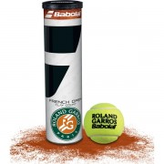 babolat tube de 4 balles french open