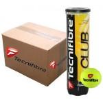 tecnifibre carton 35 tubes 4 balles club