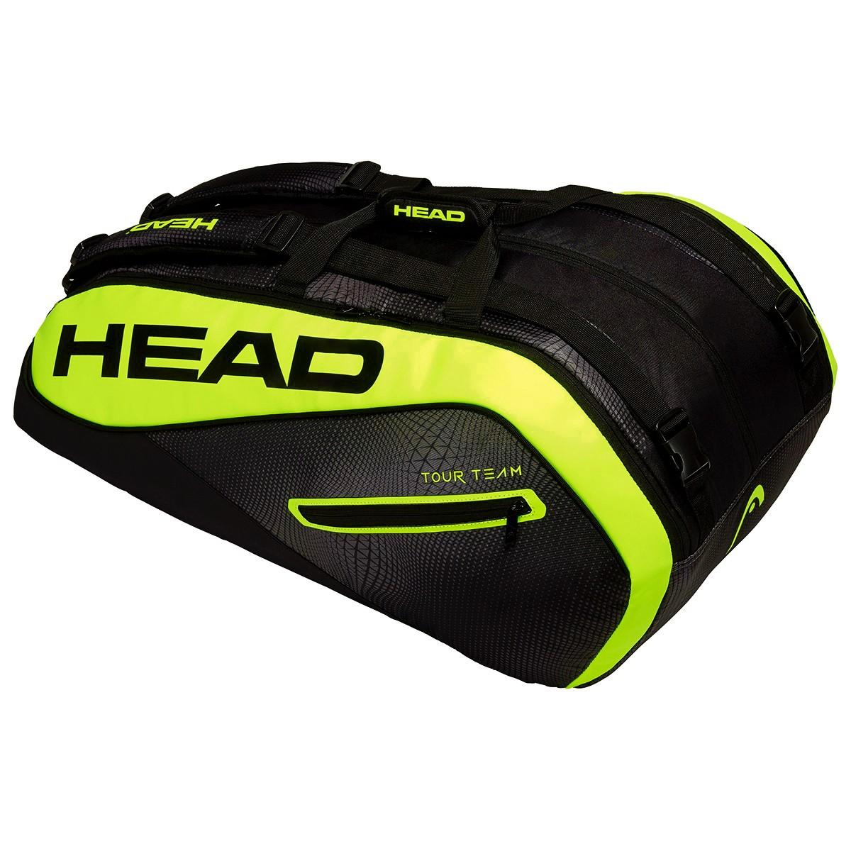 SAC DE TENNIS HEAD TOUR TEAM EXTREME 12R MONSTERCOMBI
