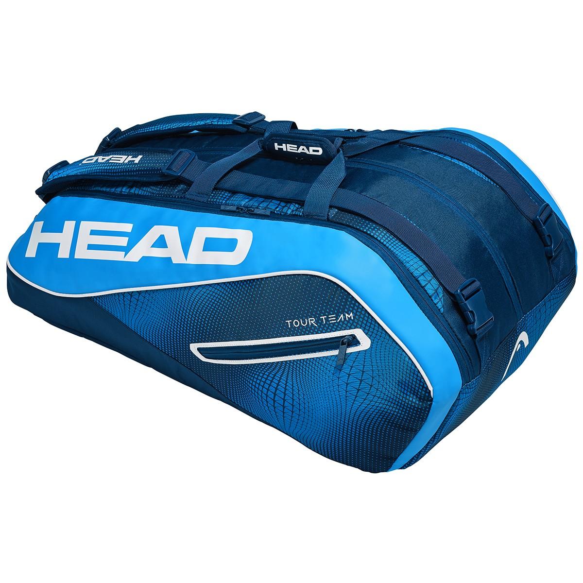SAC DE TENNIS HEAD TOUR TEAM 12R MONSTERCOMBI
