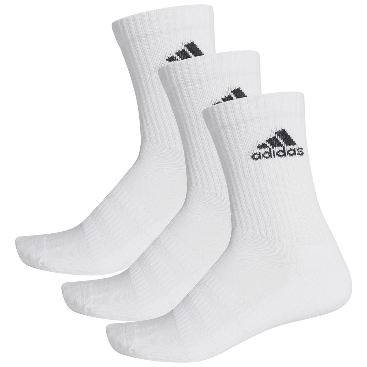 3 paires de chaussettes adidas cush