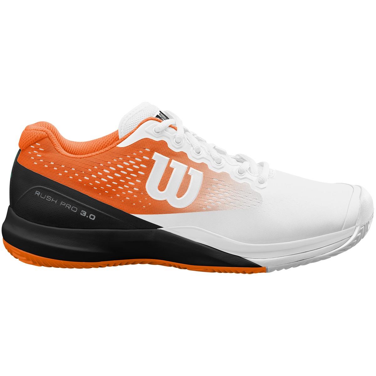 Chaussures wilson rush pro 3.0 paris terre battue