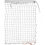 FILET DE TENNIS POUR COURT DE SIMPLE 10 METRES