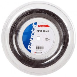 Bobine Babolat RPM Blast Noir 200M