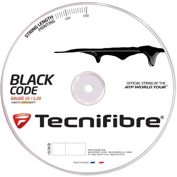 BOBINE TECNIFIBRE BLACK CODE 200 M