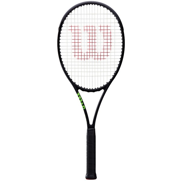 RAQUETTE WILSON BLADE 98 16*19 COUNTERVAIL BLACK PACK (304 GR)
