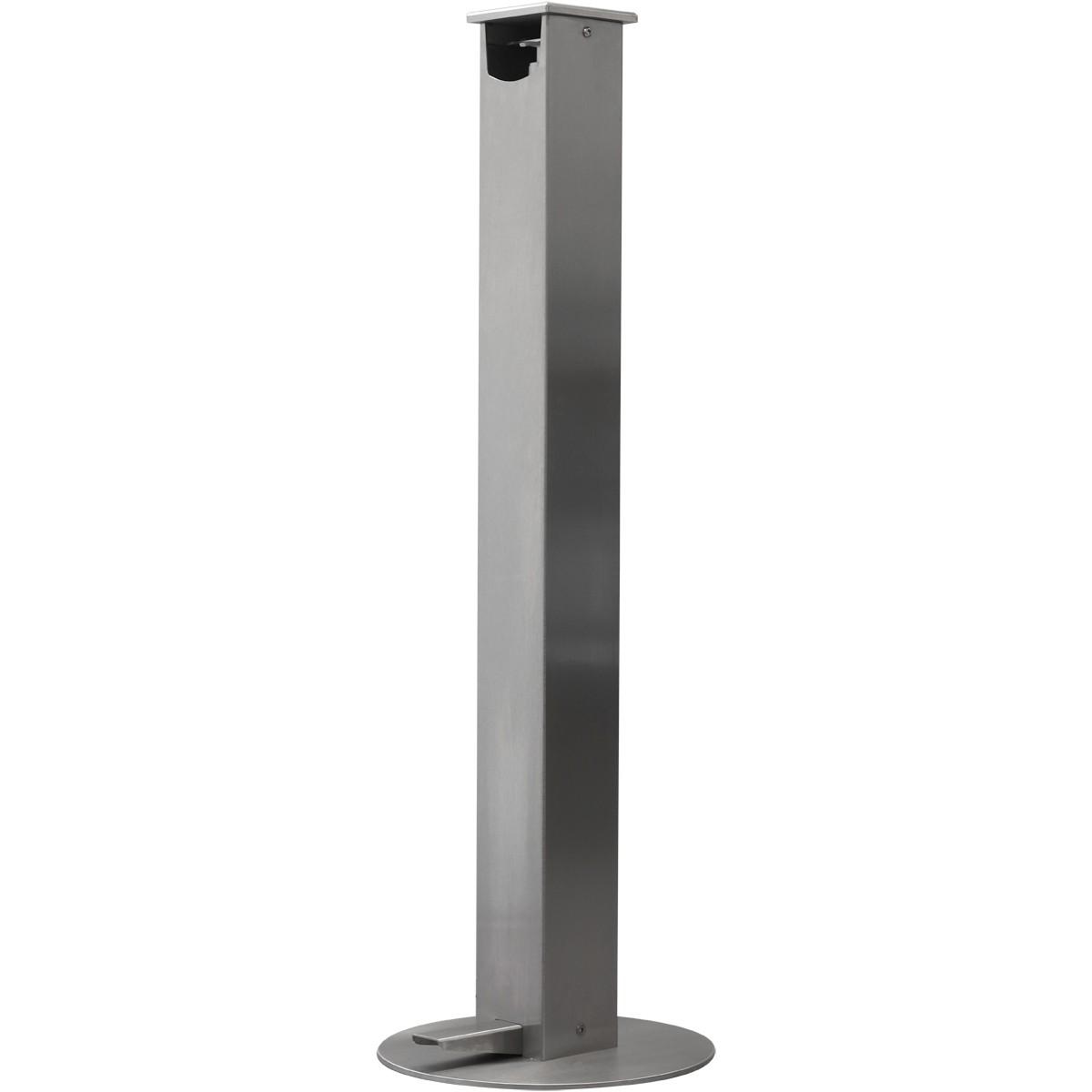 Distributeur de gel the tower sans contact avec 1 flacon de gel
